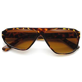 Halvdelen Wink asymmetrisk flad Top nyhed solbriller