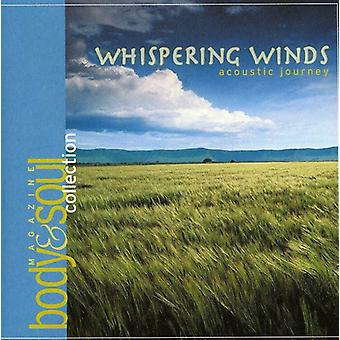 Body & Soul Collection - Body & Soul Collection: Vol. 2-Whispering Winds: Acous [CD] USA import