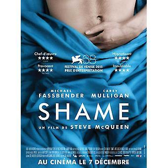 Affiche du film honte (11 x 17)