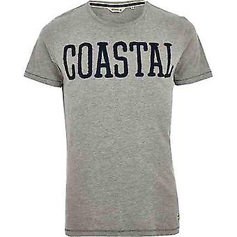 Jack and Jones Kostalen Tee leicht graues T-Shirt