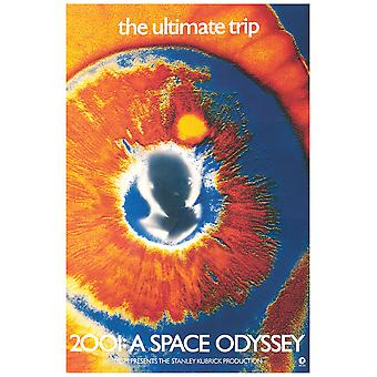 2001 A Space Odyssey The Ultimate Trip Poster Poster Print