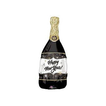 Anagram Champagne New Year Supershape Balloon