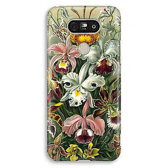 LG G5 volledige Case - Haeckel Orchidae afdrukken