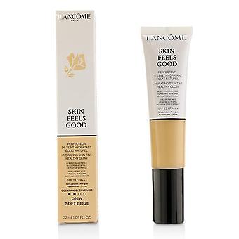 Lancome Skin Feels Good Hydrating Skin Tint Healthy Glow Spf 23 - # 025w Soft Beige - 32ml/1.08oz