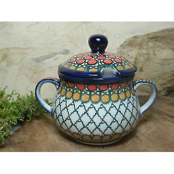 Zuckerdose, 200 ml, Unikat 1, polish pottery - BSN 10309