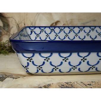 Casserole, 29 x 23 x 7 cm, 25 - tradition polacco ceramica - BSN 7615