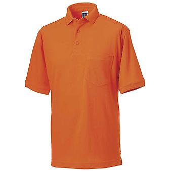 Russell Workwear Polo Shirts