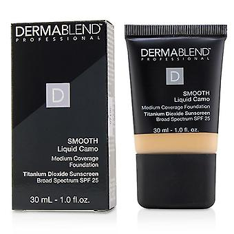 Smooth Liquid Camo Foundation Spf 25 (medium Coverage) - Linen (0c) - 30ml/1oz