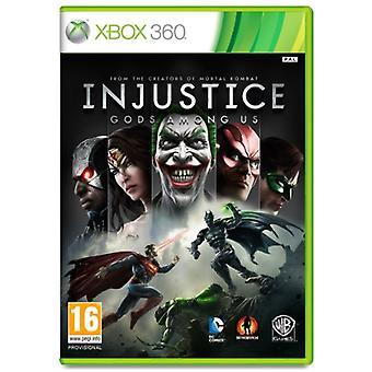 Uretfærdighed guder blandt os (Xbox 360)-fabrikken forseglet