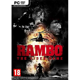 Rambo The Video Game (PC DVD) - New