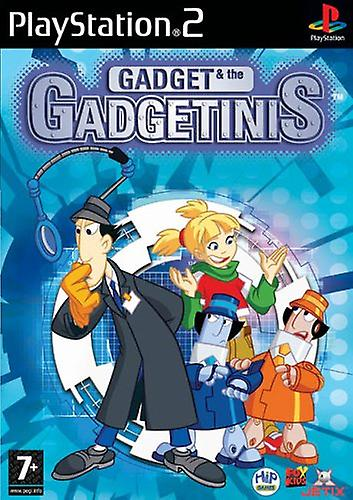 Inspector Gadget Gadget  The Gadgetinis (PS2) - New