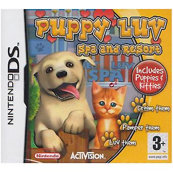 Puppy Luv Spa and Resort (Nintendo DS) - Nouveau