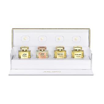 Jean Patou Deluxe Miniatur Kollektion 4 teiliges Geschenkset
