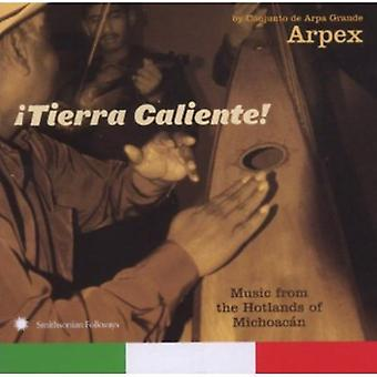 Grupo Arpex - Itierra Caliente! Music From the Hotlands of Micho [CD] USA import