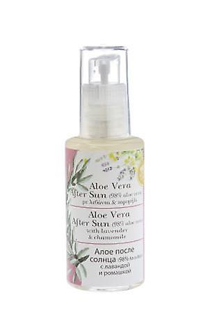 Aloe vera After Sun gel with lavender and chamomile 50ml.