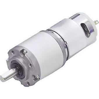 Antriebssystem Europa DC Getriebemotor DSMP320-12-0019-BF 192486 12 V DC 0.53 A 0.1 Nm 270 rpm Wellendurchmesser: 6 mm 1 Stk.(s)