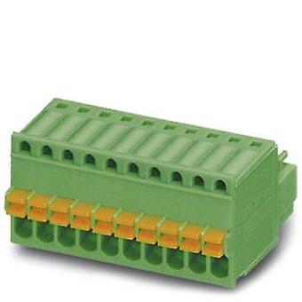 Phoenix Contact Socket kotelo - kaapeli FK-MC kokonaismäärä nastat 3 yhteystiedot välistys: 2,50 mm 1881338 50 PCs()