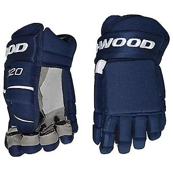 Sherwood true touch padded T120 gloves junior