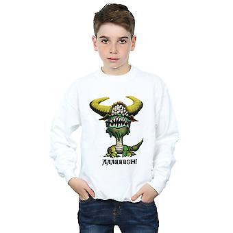 Monty Python Boys Beast Of AAARGH Sweatshirt