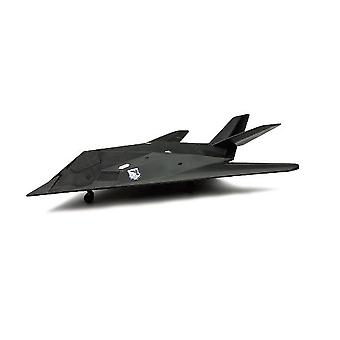 Die-Cast Miniature F-117 Nighthawk Fighter Jet