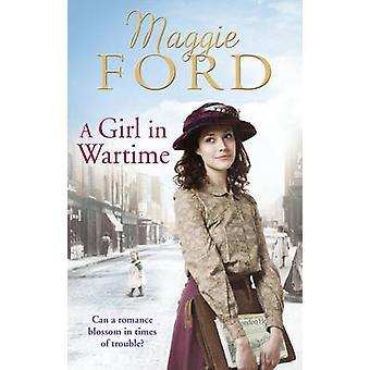 Meisje in oorlogstijd door Maggie Ford