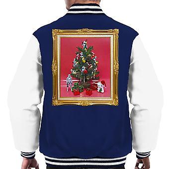 Original Stormtrooper Christmas Tree Men's Varsity Jacket