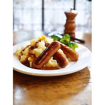 Quorn Frozen Vegetarian Catering Sausages