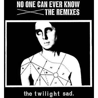 Twilight Sad - No One Can Ever Know Remixes [CD] USA import