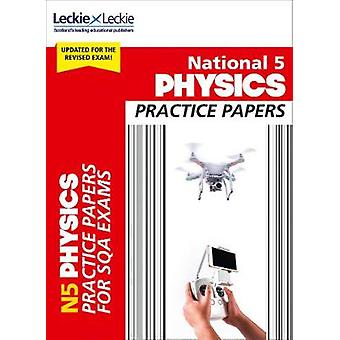National 5 Physics Practice Exam Papers (Practice Papers for SQA Exam