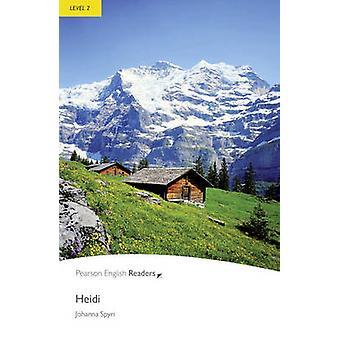 Level 2 - Heidi (2nd Revised edition) by Johanna Spyri - 9781405842853