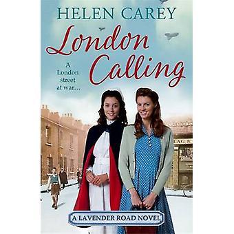 Londres chamando por Helen Carey - livro 9781472231437