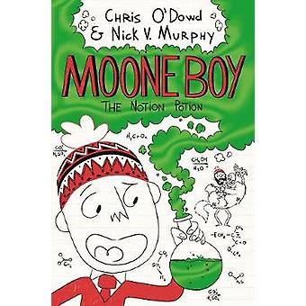 Moone Boy 3 - het begrip Potion door Nick Vincent Murphy - 9781509813520