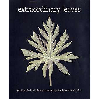 Extraordinaires feuilles par Stephen Green-Armytage - Dennis Schrader - 97