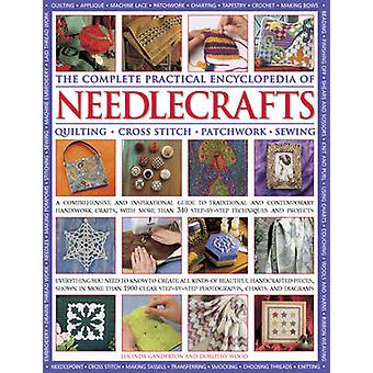 The Complete Practical Encyclopedia of Needlecrafts - Quilting Cross S