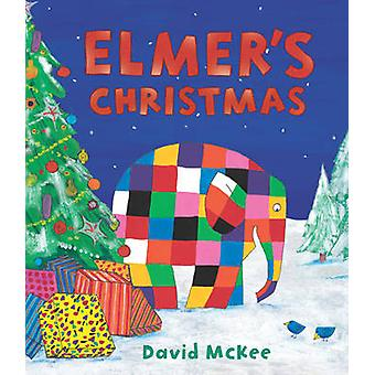Elmer's Christmas by David McKee - 9781783442218 Book