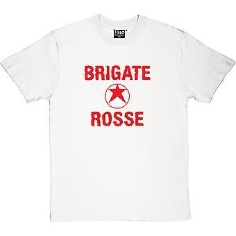 Brigate Rosse White Men's T-Shirt