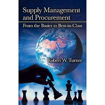 Supply Management and Procurement by Robert W. Turner - 9781604270631