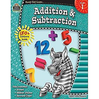 Addition et soustraction, Grade 1