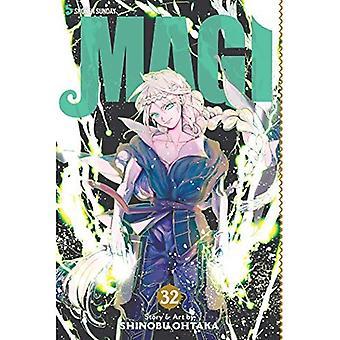 Magi, Vol. 32: Het labyrint van Magic (Magi)