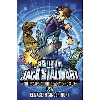 Inconditionnel de Jack: L'évasion du dinosaure mortelle (Jack inconditionnel)
