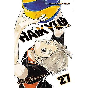 Haikyu!, Vol. 27 (Haikyu)!!!!