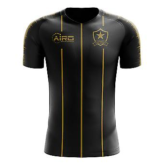 2020-2021 Partizan Belgrade Away Concept Football Shirt - Womens