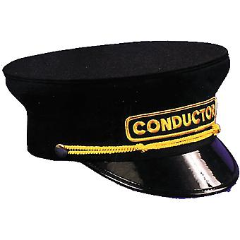 Conductor Hat 7 3/8 7 1/2 For Adults