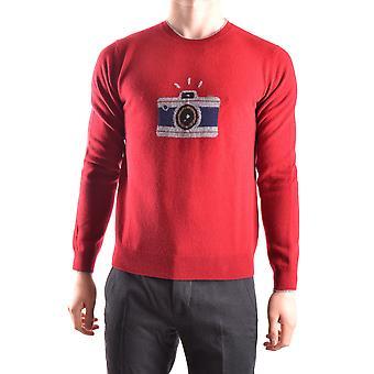 Altea Ezbc048030 Männer's rote Wolle Pullover