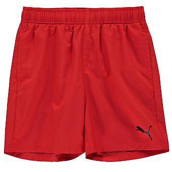 Puma Kids Essential Logo Shorts Junior Boys