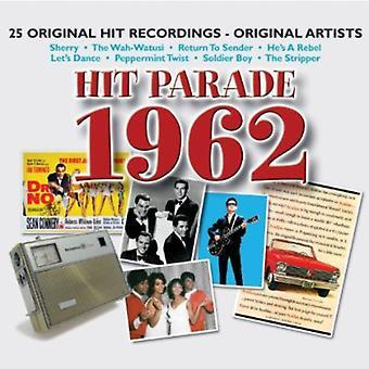 Hit Parade 1962 - Hit Parade 1962 [CD] USA import