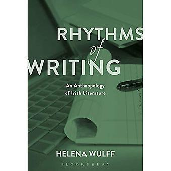Ritmos de escritura: una antropología de la literatura irlandesa