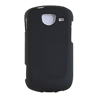 Qmadix - SnapOn Case for Samsung U380 BrightSide Cell Phones - Black