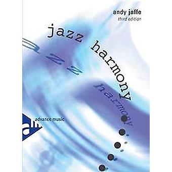 Jazz Harmony by Andy Jaffe - 9783892210948 Book