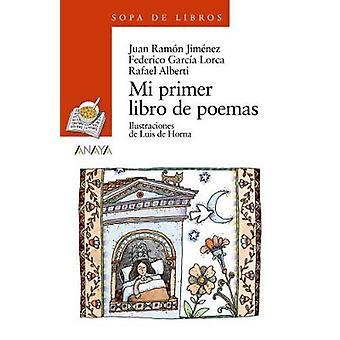 Mi Primer Libro De Poemas by Jimenez - 9788420777634 Book